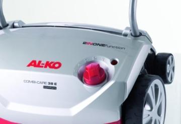 AL-KO 112800 Combi Care 38 E Comfort mit Box -