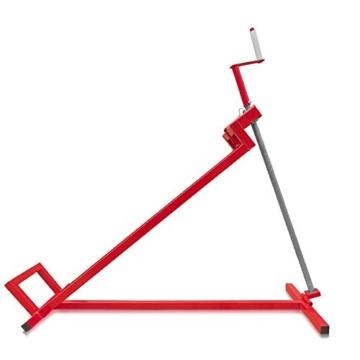 Hebevorrichtung für Aufsitzmäher 400 kg Rasentraktor Gartentraktor Heber Hebebühne Reinigungshilfe -