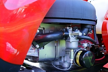 Hecht 5176 Aufsitzrasenmäher Rasentraktor Rasenmäher Motormäher -