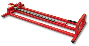 Reinigungshilfe Hebevorrichtung für Aufsitzmäher Rasentraktor bis max 400 kg -